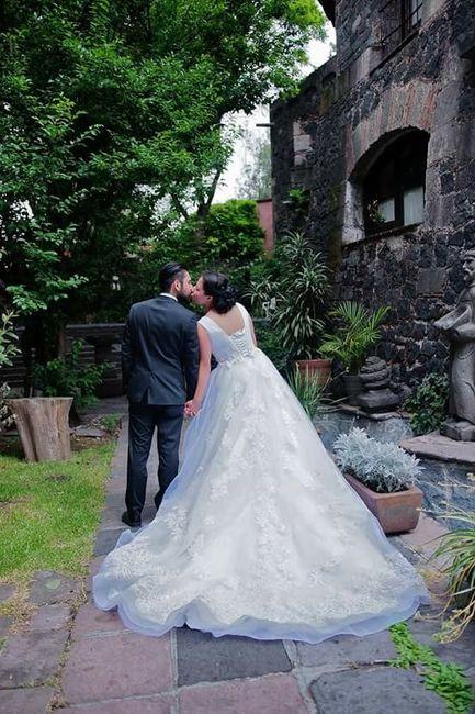 Donde vender vestido de novia usado en df