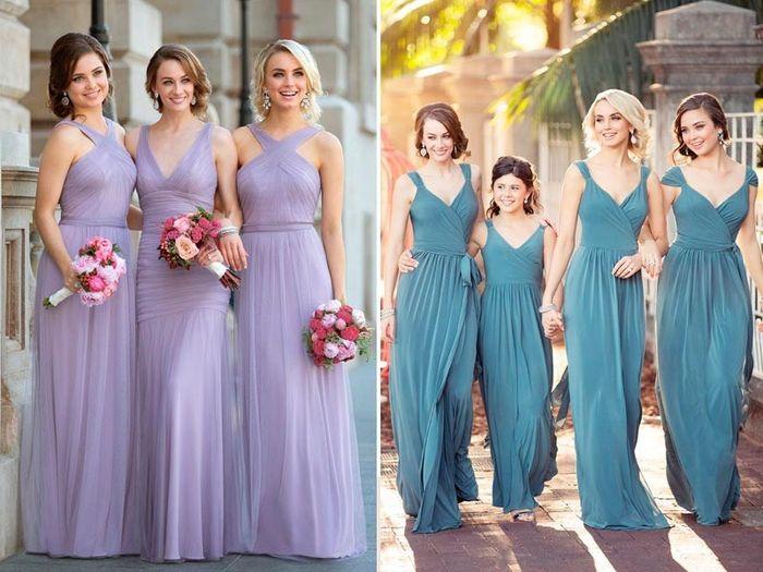 Modelos de vestidos para dama de novia