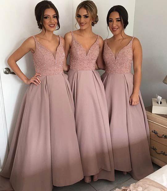 5e2a50d47 Modelos de vestido para Damas de honor - Foro Moda Nupcial - bodas ...