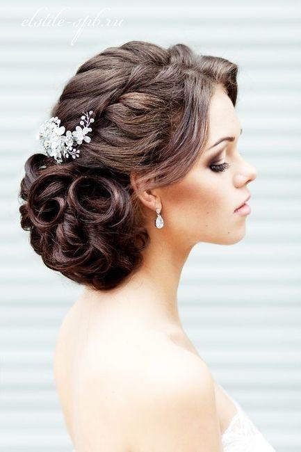 mi peinado de novia - Peinados De Novia Con Velo