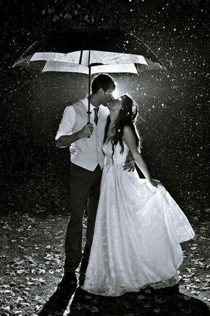 ☔fotos bajo la lluvia ☔ 5