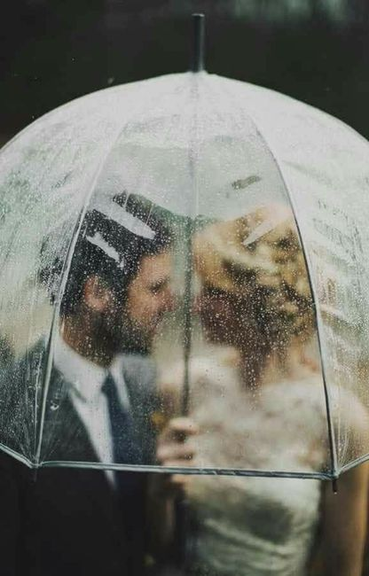 ☔fotos bajo la lluvia ☔ 8
