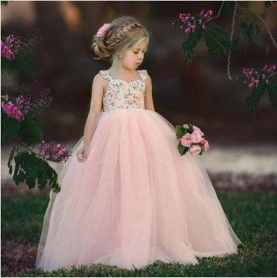 Pajecitas En Rosa Vestidos Foro Moda Nupcial Bodascommx