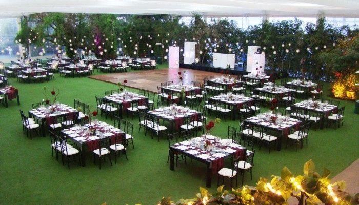 Decoracion en jardin foro organizar una boda for Decoracion jardin noche