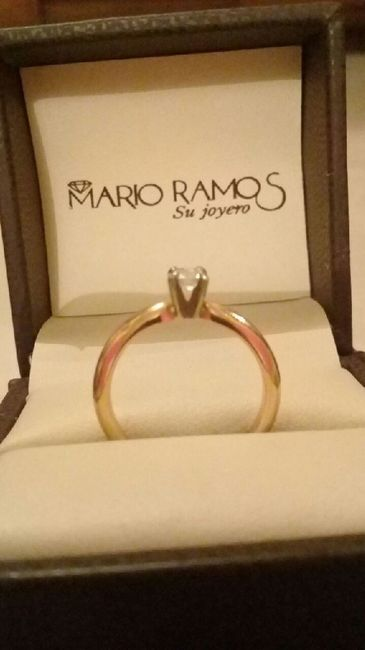 88fdd412614b Como escogí el anillo perfecto 😊😎 - Foro Antes de la boda - bodas ...
