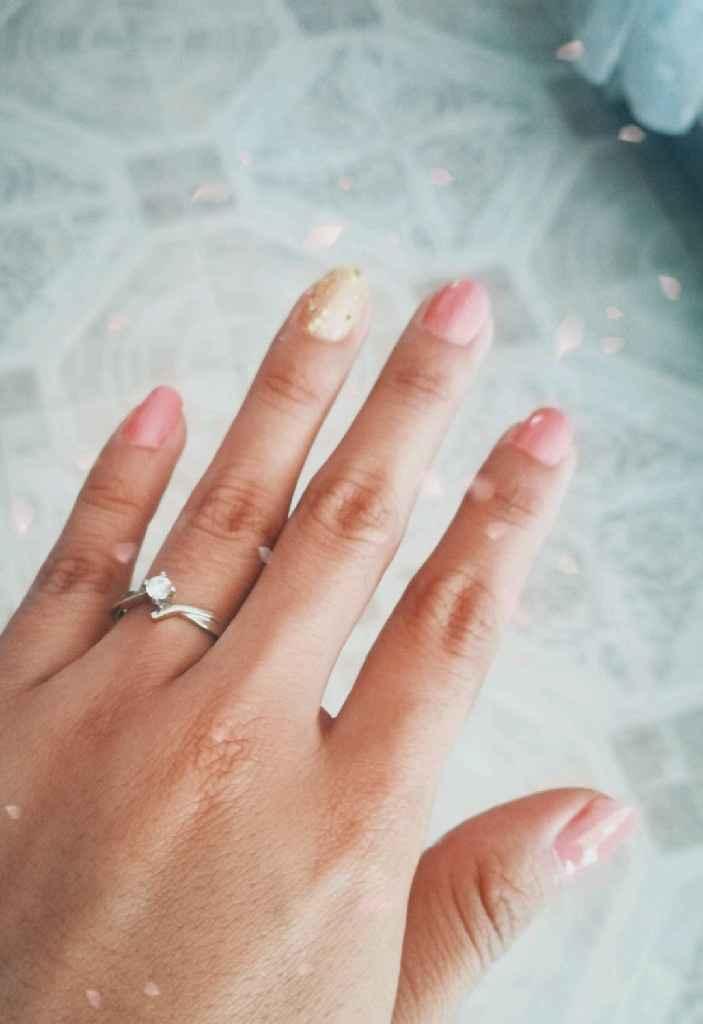 Enseñenme sus anillos 💍❤️ - 1