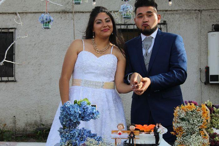 Me casé 🎉✨ 4