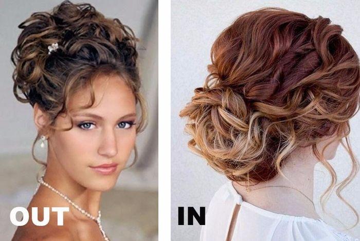 Peinados Pasados De Moda Foro Belleza Bodascommx - Peinado-de-moda
