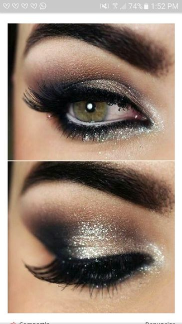 Prueba de maquillaje fallida 😂 10