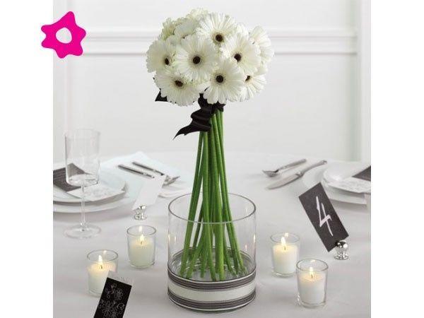 centros de mesa no se cual foro organizar una boda. Black Bedroom Furniture Sets. Home Design Ideas