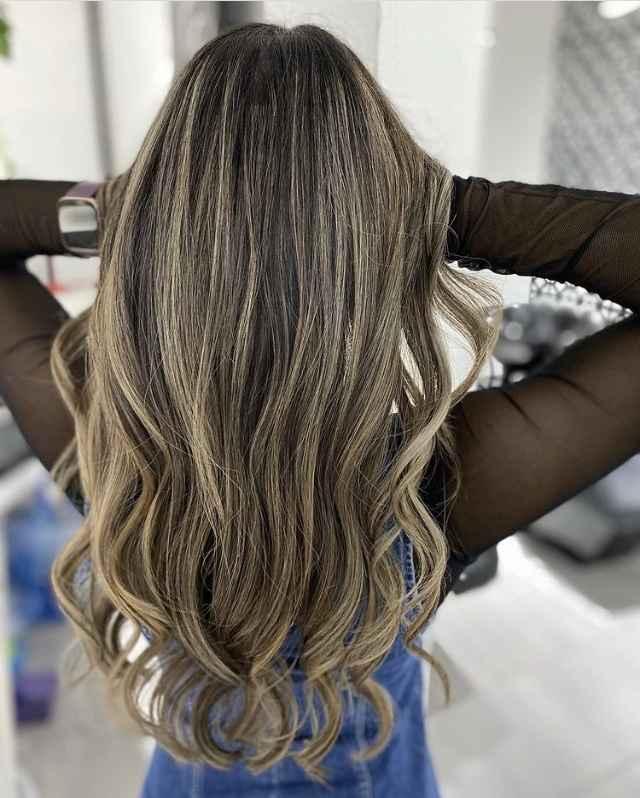 ¿Cuál es color de tu pelo? - 1