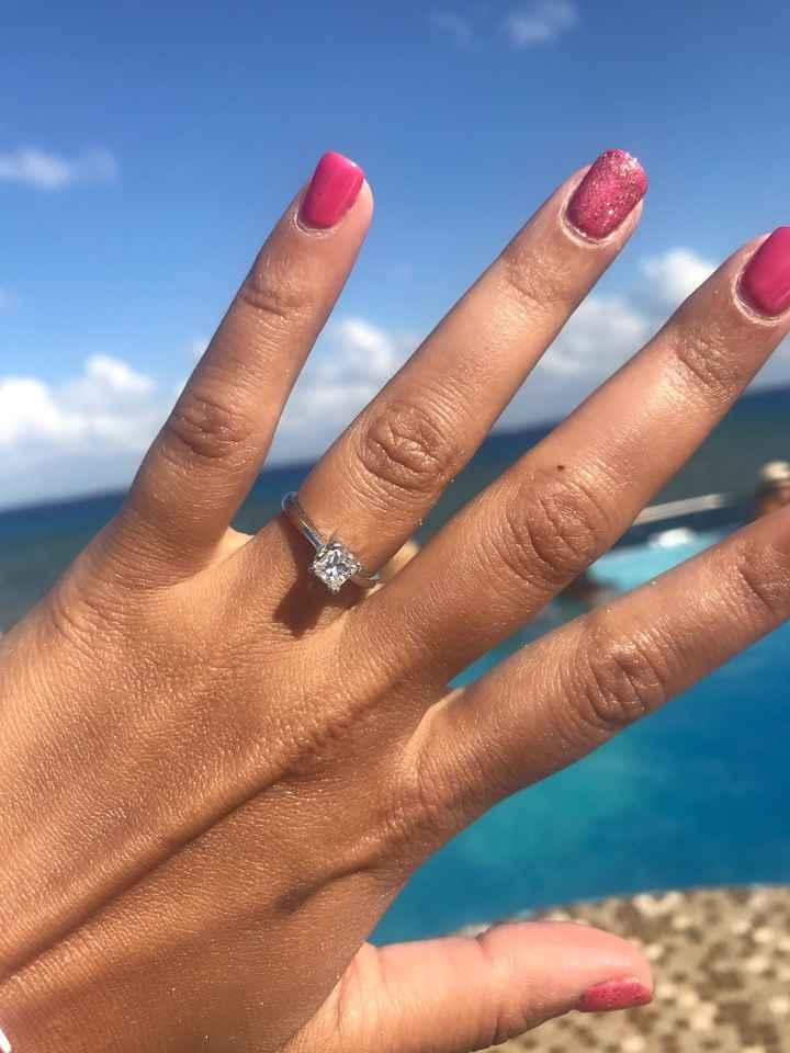 Viernes Por fin !! Vamos a mostrar nuestro anillo - 1