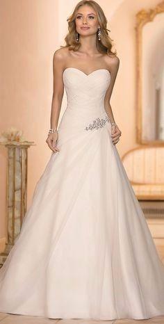 Imagenes de vestidos de novia modernos