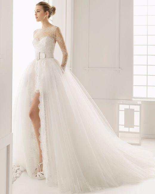 Vestidos Novias Elegantes Y Modernas Foro Moda Nupcial