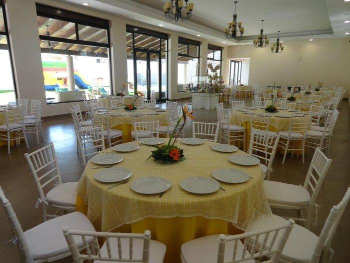 El sal n perfecto foro organizar una boda for Organizar salon