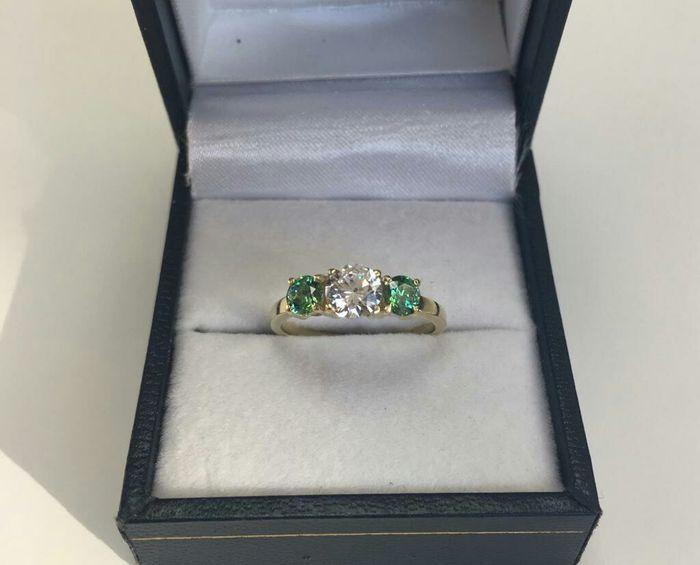 95fc0ad793ec Por fin están mis anillos - Foro Organizar una boda - bodas.com.mx