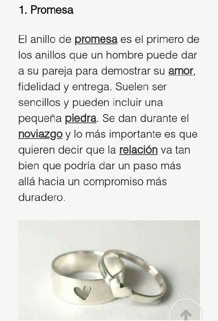 85772899709f Tipos de anillo y sus significados - Foro Antes de la boda - bodas ...
