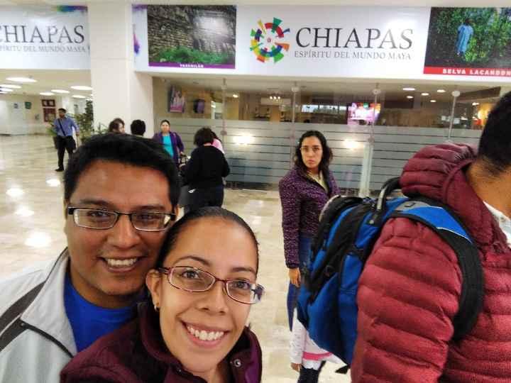 Luna de miel en Chiapas - 1