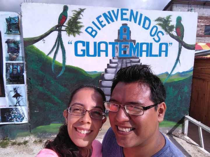 Luna de miel en Chiapas - 2