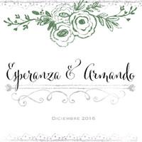 Armando y Esperanza