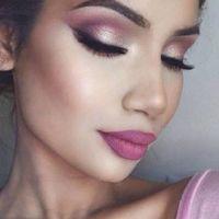Maquillaje en rosa para el gran día!!! - 2