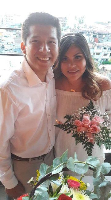 Mi boda civil - 2