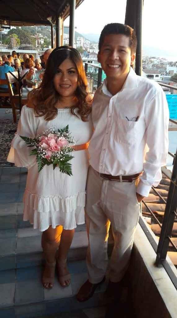Mi boda civil 1