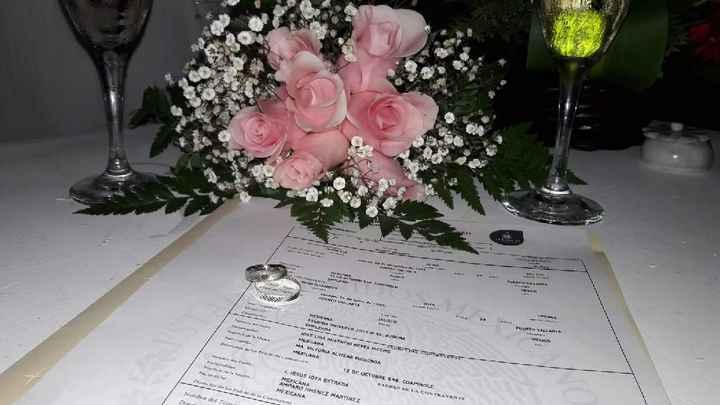 Mi boda civil - 4