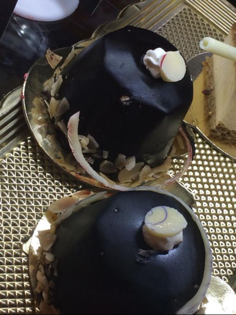 Que tan malo les parece que no tenga pastel? 1