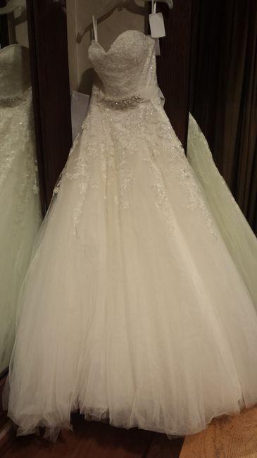 Vestido de novia essence emily