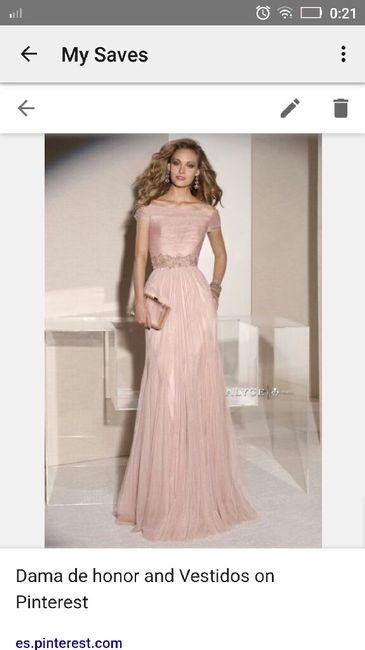 Excelente Pinterest Vestidos De Dama Galería - Colección del Vestido ...