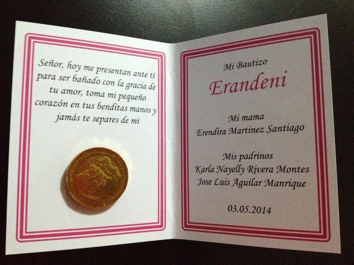 Bolos de Bautizo o invitaciones - Foro Futuras mamás - bodas.com.mx
