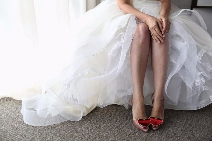 c0e9b4e02b Tipos de zapatos para la novia - Foro Moda Nupcial - bodas.com.mx