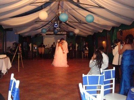 primero baile