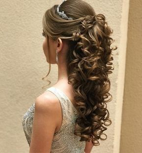 El mejor peinado para mi vestido strapless - 4