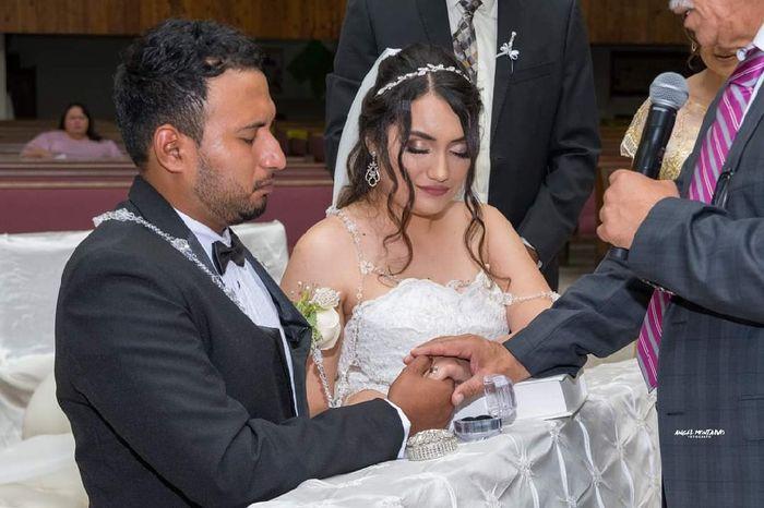 Mi pequeña boda 😍 7