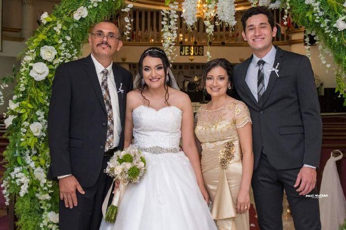 Mi pequeña boda 😍 10