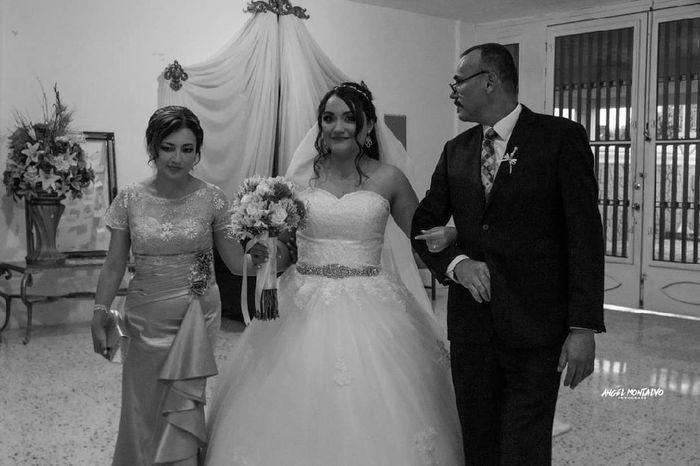 Mi pequeña boda 😍 3