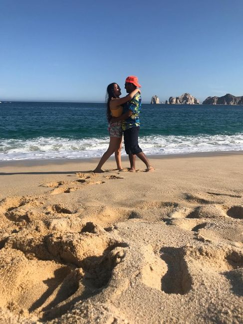 Luna de miel en Los Cabos!! 🌅 7