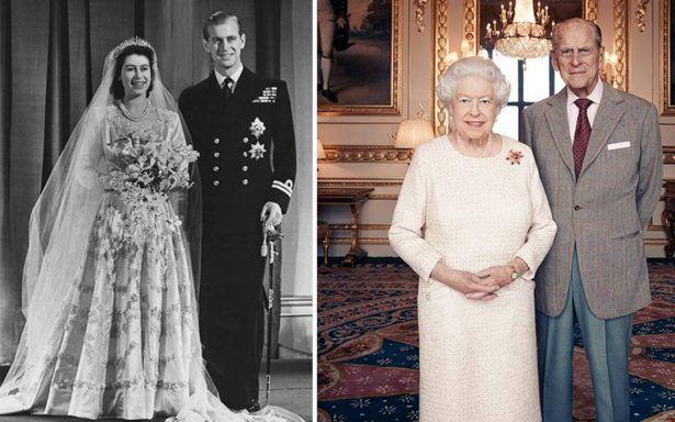 Vestido de novia reina isabel