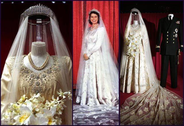 Vestido De Novia Reina Isabel Foro Bodas Famosas