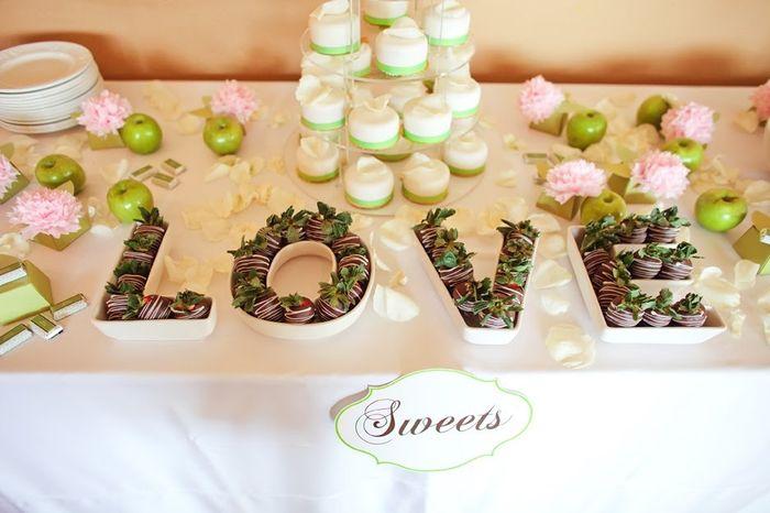 Recuento de ideas originales para tu boda foro - Cosas para preparar una boda ...