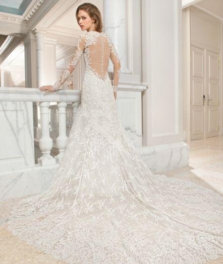15 vestidos para novia con cuerpo reloj de arena - foro moda nupcial