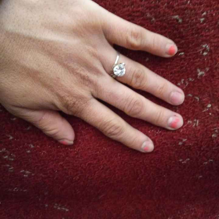 💗Mi anillo de compromiso 💗 - 1
