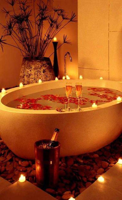 Baño De Tina Con Miel: Románticas para tinas de baño – Foro Luna de Miel – bodascommx