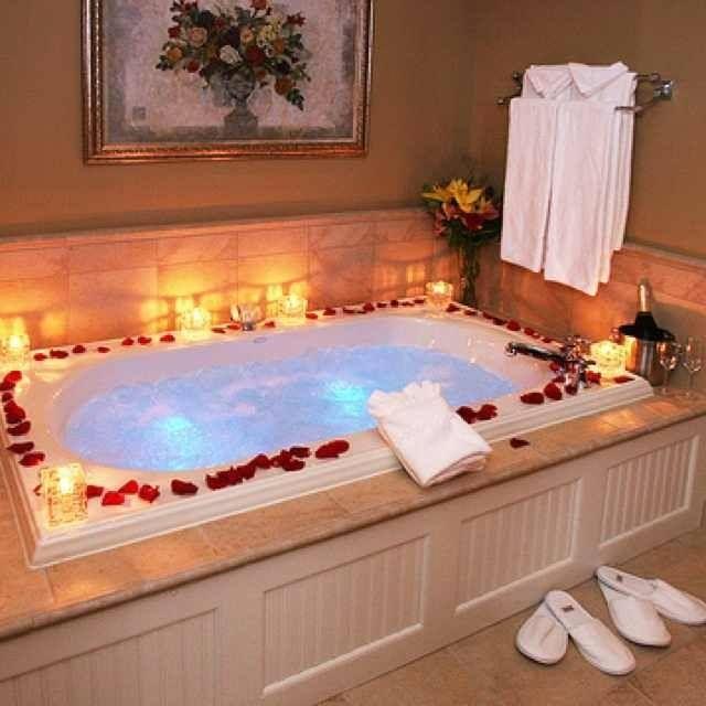 Tinas De Baño Romanticas:Ideas Románticas para tinas de baño – Foro Luna de Miel – bodascom
