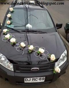 decoraci n para auto de novios foro organizar una boda