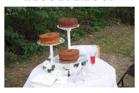 Los pasteles de boda más feos del mundo (humor de puente) - 7