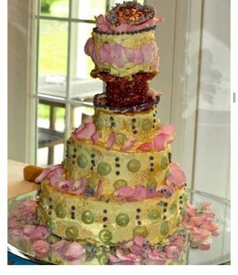 Los pasteles de boda más feos del mundo (humor de puente) - 9