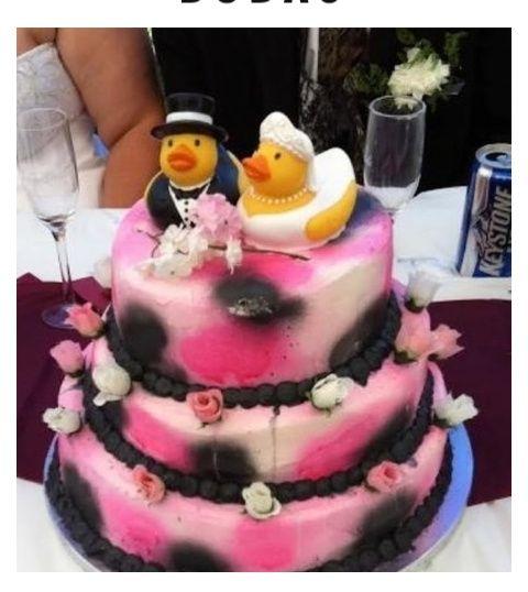 Los pasteles de boda más feos del mundo (humor de puente) - 13